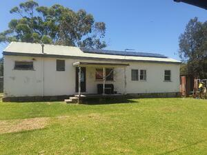 SunPeople donation completed install 3.3kW