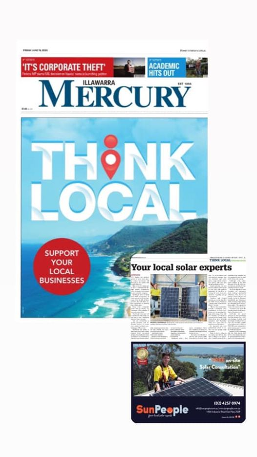 SunPeople | Illawarra Mercury Special feature